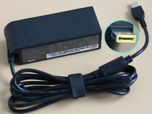 PC PORTABLE Chargeur / Alimentation Secteur Compatible Pour 36W  ADLX36NCC2A,Lenovo ThinkPad 10 & Helix 2 Tablet ADLX36NCC2A PSU
