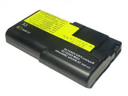 IBM 02K6739 PC PORTABLE BATTERIE - BATTERIES POUR THINKPAD A21E THINKPAD A21E 2655-XXX ...