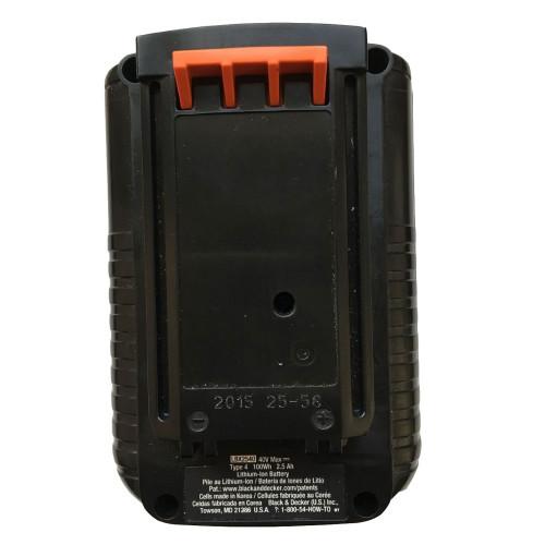 Black_Decker LBX2040  Batterie - Batteries pour Black&Decker LBXR36