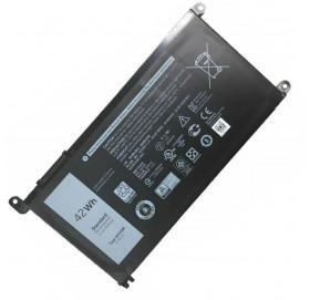 Dell 3CRH3  Batterie - Batteries pour Dell Inspiron 13 7368 15 5568 15 7000 7560