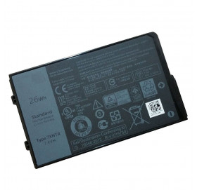 Dell 7XNTR PC portables Batterie - Batteries pour Dell Latitude 12 7202 Rugged Tablet Series