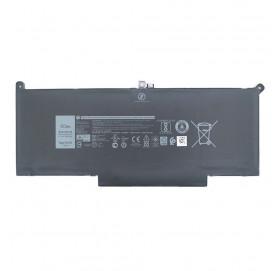 Dell F3YG PC portables Batterie - Batteries pour Dell Latitude 12 7000 7280 7480 DM6WC 2X39G