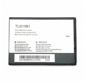 Alcatel TLI019B1  Batterie - Batteries pour Alcatel One Touch POP C7 7041D POP D7 OT991 992D 916D 6010