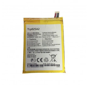 Alcatel TLp025A2  Batterie - Batteries pour Alcatel One Touch Scribe HD OT-8008 8008A 8008D