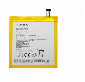 Alcatel TLP025DC  Batterie - Batteries pour Alcatel One Touch Pixi 4 8050D 9001D