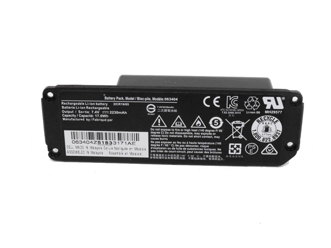 BOSE 063404 BATTERIE - BATTERIES POUR BOSE SOUNDLINK MINI I SERIES