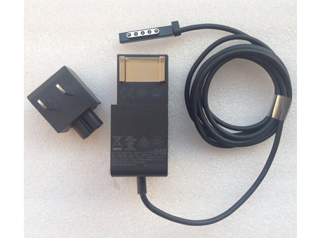 PC PORTABLE Chargeur / Alimentation Secteur Compatible Pour  1513 1512,Microsoft 24W Charger Surface 2 Windows RT PC