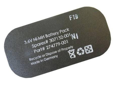 HP 307132-001 PC PORTABLE BATTERIE - BATTERIES POUR HP SMART ARRAY 201201-001 CONTROLLER