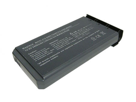 DELL 312-0292 PC PORTABLE BATTERIE - BATTERIES POUR DELL INSPIRON 1000 1200 2200