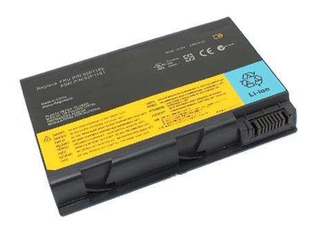 LENOVO 92P1180 PC PORTABLE BATTERIE - BATTERIES POUR LENOVO 3000 C100 SERIES