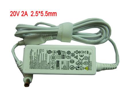 PC PORTABLE Chargeur / Alimentation Secteur Compatible Pour  41R4441  45K2200 36001671 LA-A0403A3C,For 20V 2A MSI WIND U130 AC Adapter Power Supply