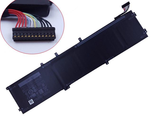DELL 4GVGH PC PORTABLE BATTERIE - BATTERIES POUR DELL XPS 15 9550  4GVGH 1P6KD