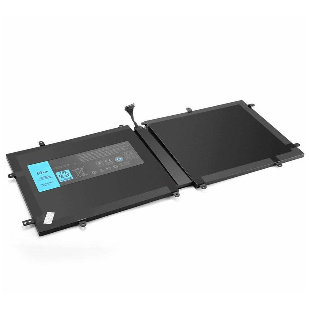 Dell 63FK6 PC portables Batterie - Batteries pour Dell XPS 18 1810 1820