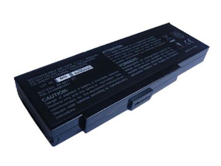MITAC BP-8X17 PC PORTABLE BATTERIE - BATTERIES POUR MITAC 8317 MITAC MINOTE 8317