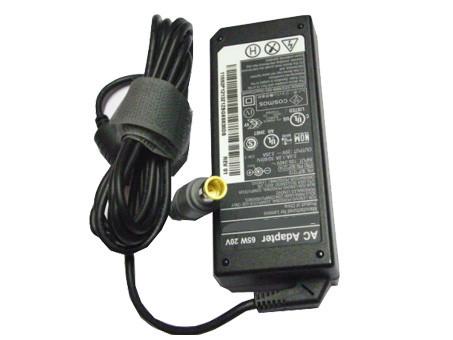 PC PORTABLE Chargeur / Alimentation Secteur Compatible Pour  40Y7709  40Y7710  40Y7711,65W Adapter/Charger for  IBM/Lenovo 92P1214 92P1159 laptops