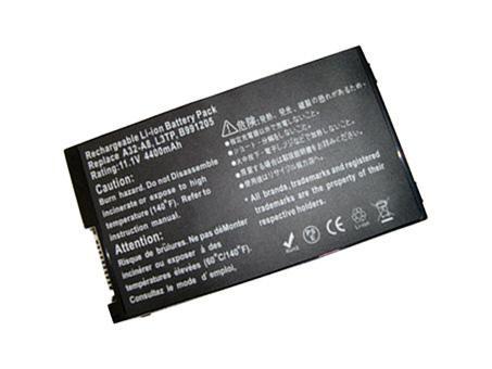 ASUS A32-A8 PC PORTABLE BATTERIE - BATTERIES POUR ASUS A8 A8JC A8JS A8JM A8F Z99 A32-A8 SERIES