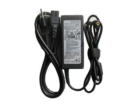 PC PORTABLE Chargeur / Alimentation Secteur Compatible Pour 60W  AD-6019 AP04214-UV,60W Samsung NP-R540I R540-JA02 R580 R620 AD-6019