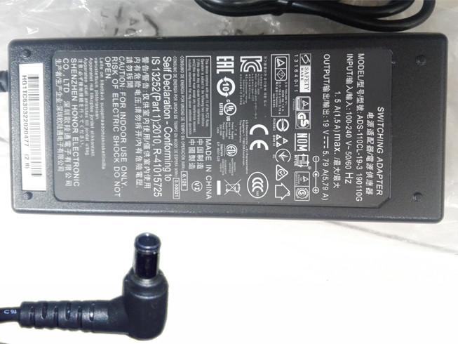 PC PORTABLE Chargeur / Alimentation Secteur Compatible Pour  110W,LG ADS-110CL-19-3 190110G