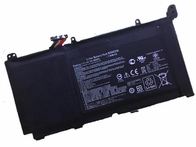 ASUS B31N1336 PC PORTABLE BATTERIE - BATTERIES POUR ASUS VIVOBOOK S551 R553L R553LN S551LN-1A