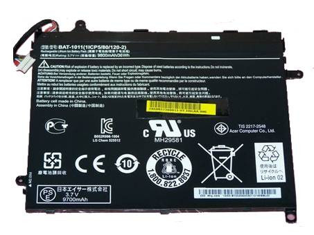 ACER BAT-1011 PC PORTABLE BATTERIE - BATTERIES POUR ACER ICONIA TAB A510 TABLET PC
