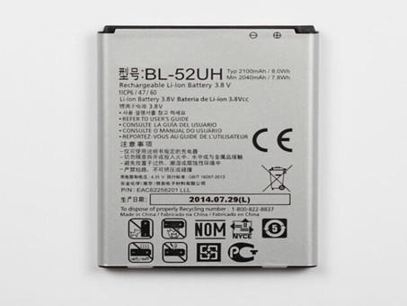 LG BL-52UH PC PORTABLE BATTERIE - BATTERIES POUR LG L65 D285 VS876 BL52UH LUCID 3