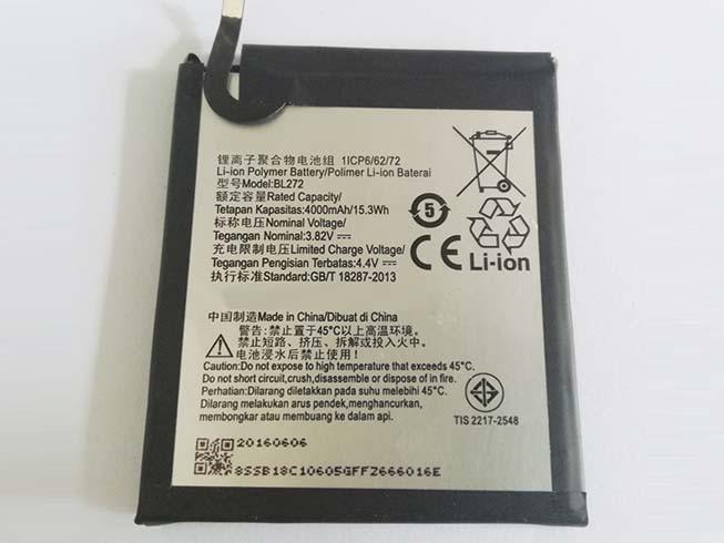 LENOVO BL272 PC PORTABLE BATTERIE - BATTERIES POUR LENOVO SMARTPHONE