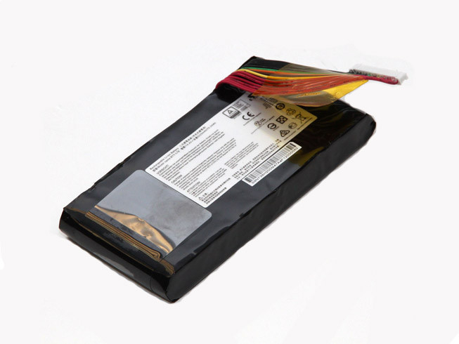 MSI BTY-L78 PC PORTABLE BATTERIE - BATTERIES POUR MSI GT80 2QD NOTEBOOK 8P01812-42/2700 P