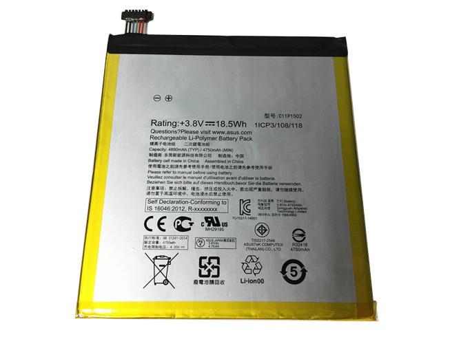 ASUS C11P1502 BATTERIE - BATTERIES POUR ASUS ZENPAD 10 Z300C Z300CL Z300CG 10.1