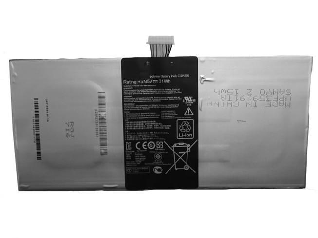 ASUS C12P1305 BATTERIE - BATTERIES POUR ASUS TRANSFORMER PAD TF701T K00C TABLET