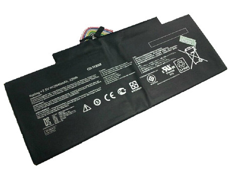 ASUS C21-TF201X PC PORTABLE BATTERIE - BATTERIES POUR ASUS TF300 TF300T 7.5V 22W TESTED