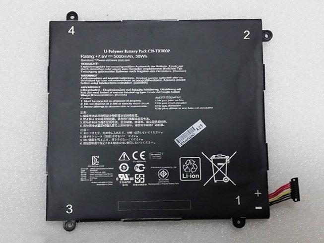 ASUS C21-TX300P PC PORTABLE BATTERIE - BATTERIES POUR ASUS TRANSFORMER BOOK