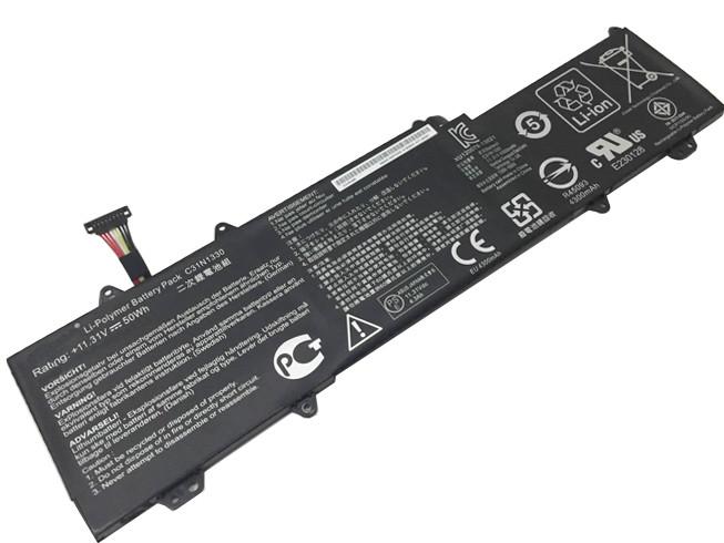 ASUS C31N1330 PC PORTABLE BATTERIE - BATTERIES POUR ASUS UX32LN-R4053H UX32LNR4053H UX32LN