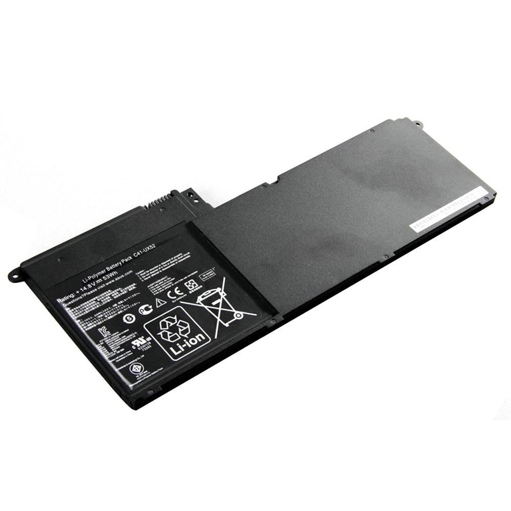 ASUS C41-UX52 PC PORTABLE BATTERIE - BATTERIES POUR ASUS ZENBOOK UX52VS UX52A UX52V SERIES