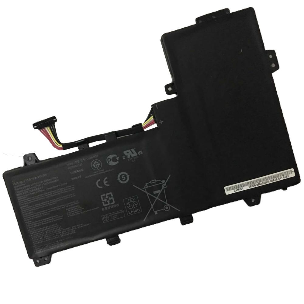 ASUS C41N1533 PC PORTABLE BATTERIE - BATTERIES POUR ASUS Q534U Q534UX-B UX560UQ UX560UX UX560UQ-1