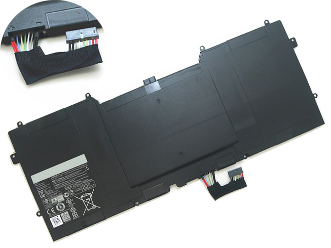 DELL C4K9V PC PORTABLE BATTERIE - BATTERIES POUR DELL XPS 12 -L221X 9Q33 13 9333