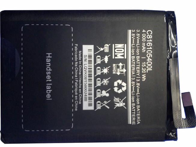 BLU C816105400L BATTERIE - BATTERIES POUR BLU ENERGY X E010Q