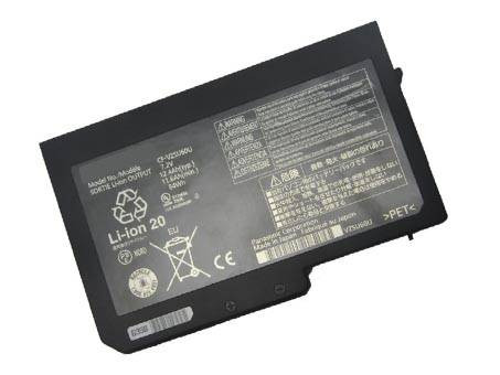 PANASONIC CF-VZSU62U PC PORTABLE BATTERIE - BATTERIES POUR PANASONIC CF-N10 CF-S10 LAPTOP