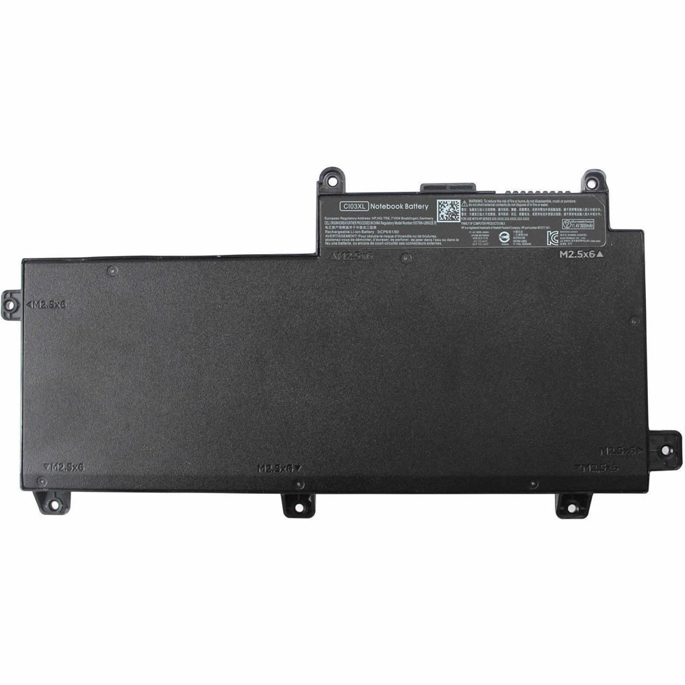 HP CI03XL PC PORTABLE BATTERIE - BATTERIES POUR HP PROBOOK 640 645 650 655 G2