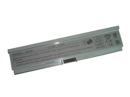 DELL R640C PC PORTABLE BATTERIE - BATTERIES POUR DELL LATITUDE E4200