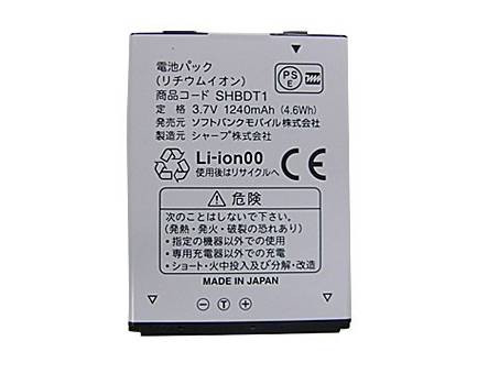 SHARP EA-BL31 PC PORTABLE BATTERIE - BATTERIES POUR SHARP AQUOS PHONE SOFTBANK 006SH