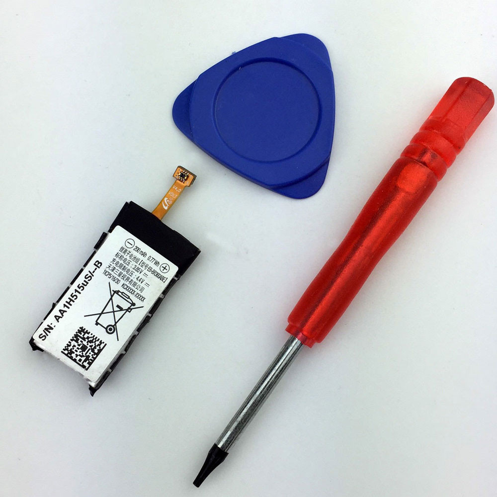Samsung EB-BR360ABE  Batterie - Batteries pour Samsung Gear Fit2 Fit2 SM-R360