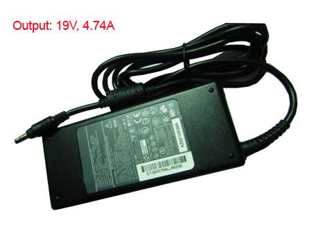 PC PORTABLE Chargeur / Alimentation Secteur Compatible Pour  EH642A 239428-001 393955-001 394224-001 432309-001 239425-002 239705-001 285546-001 286755-001 393954-001 PPP012L-S PA-1900-08R1,19V AC Laptop Adapter For HP Pavilion DV4000 DV6000 DV8000 DV9000