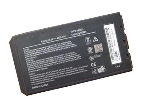 DELL G9812 PC PORTABLE BATTERIE - BATTERIES POUR DELL INSPIRON 1000 1200 2200 LATITUDE 110L