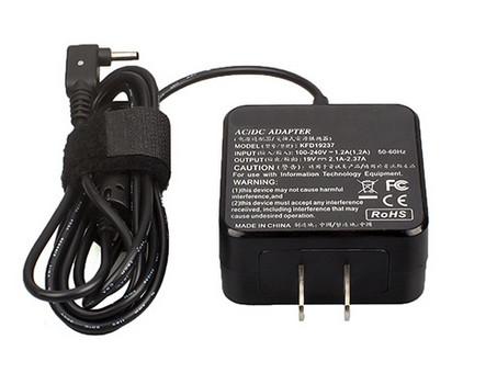 PC PORTABLE Chargeur / Alimentation Secteur Compatible Pour 33W  19V 2.37A,ASUS X553M AC CHARGER 11.6 K200MA X200MA-RCLT08 13.3