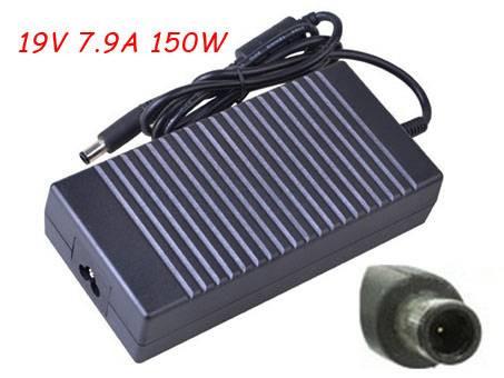 PC PORTABLE Chargeur / Alimentation Secteur Compatible Pour  462603-001 463954-001 HSTNN-LA09,New 150W 19V 7.9A AC Adapter for HP Touchsmart 462603-001 463954-001 Charger