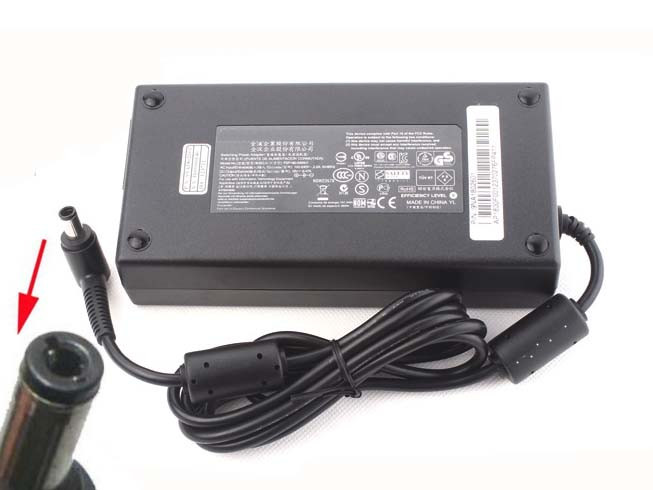 PC PORTABLE Chargeur / Alimentation Secteur Compatible Pour 180W  FSP180-ABAN1 19V 9.47A ,Avell G1530 Notebook 5.5*2.5mm
