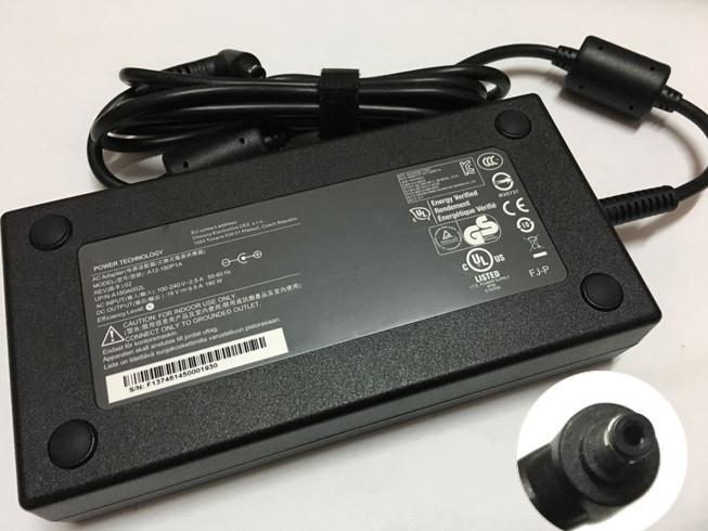 PC PORTABLE Chargeur / Alimentation Secteur Compatible Pour  180W,Chicony MSI GT70 0NC-011US