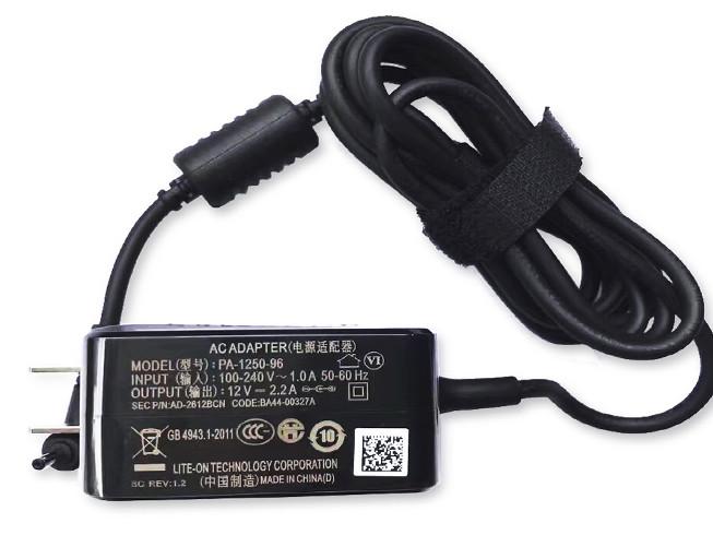 PC PORTABLE Chargeur / Alimentation Secteur Compatible Pour 26W  PA-1250-98 PA-1250-96,Samsung ATIV Book M NT110S1J-K02HK NT110S1J-K01HK