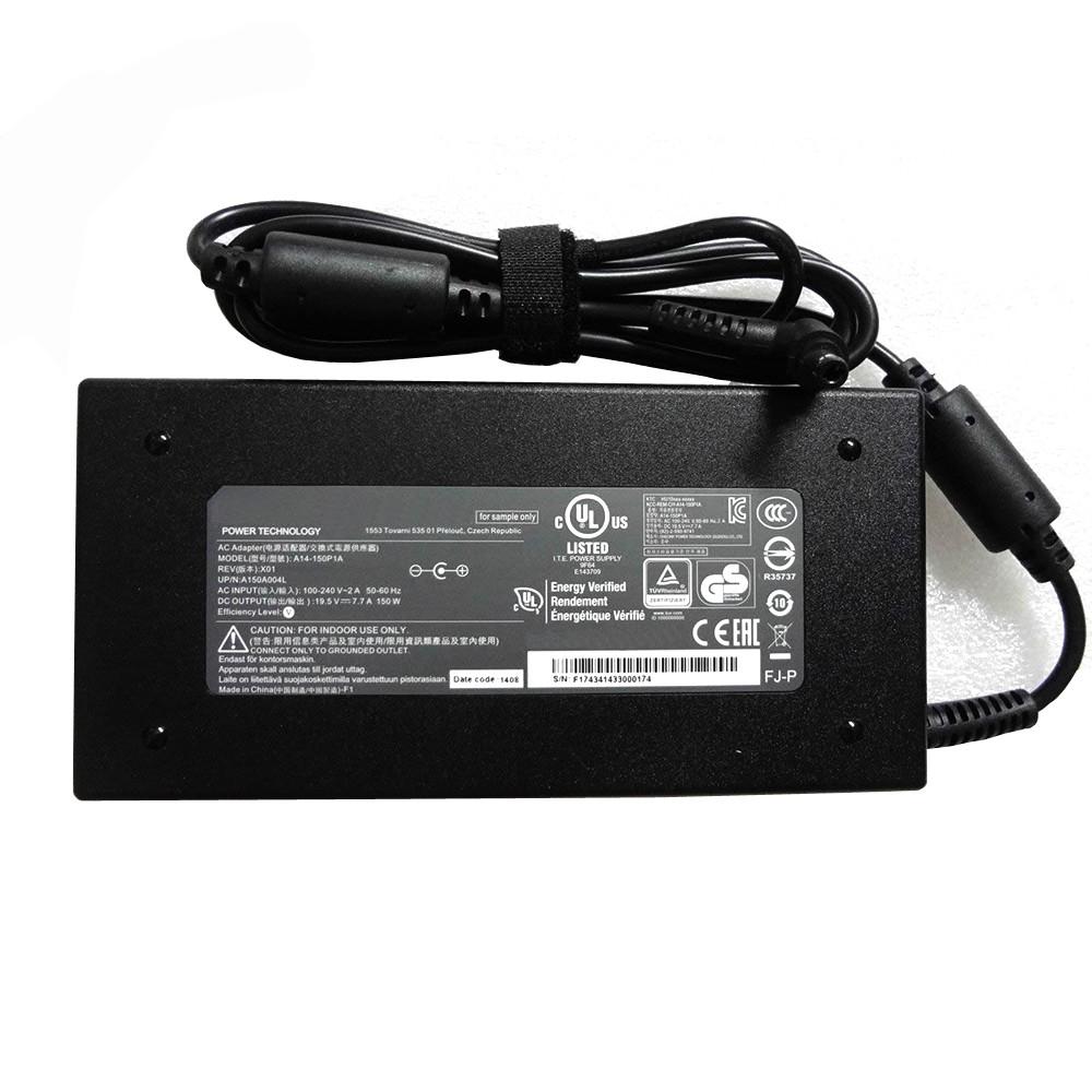 PORTABLE Chargeur / Alimentation Secteur Compatible Pour 150W  S93-0404250-D04,MSI GS70 GS72 GS72S 6QD-041XCN