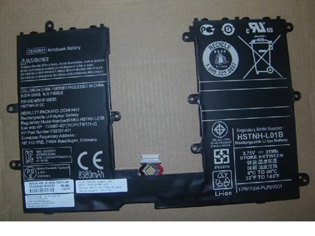HP HSTNH-L01B PC PORTABLE BATTERIE - BATTERIES POUR HP CD02031 31WH/8380MAH